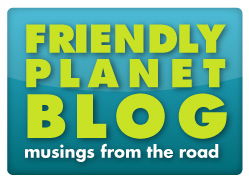 Friendly Planet Blog